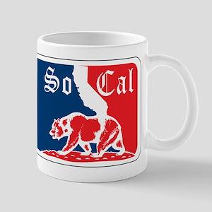 major league californian bear so cal Mug