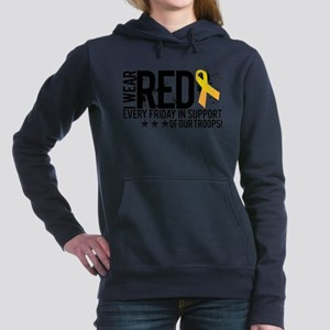 Red4OurTroops Sweatshirt