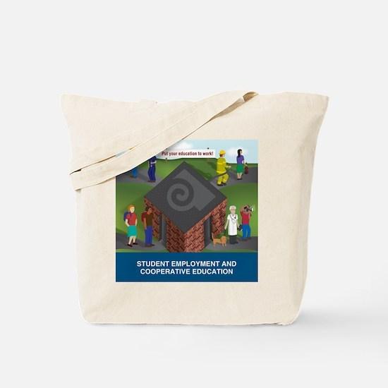 Cool Cooperative Tote Bag