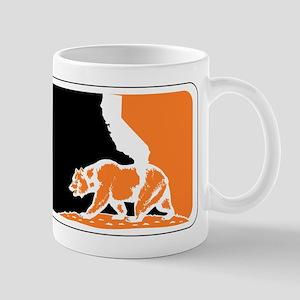 major league bay area orange plain Mug