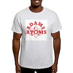 Adams Atoms Ash Grey T-Shirt