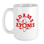 Adams Atoms Large Mug