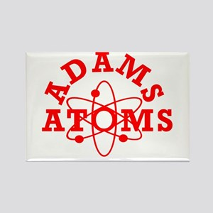 Adams Atoms Rectangle Magnet