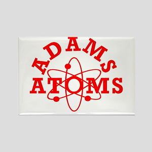 Adams Atoms Rectangle Magnet