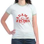 Adams Atoms Jr. Ringer T-Shirt