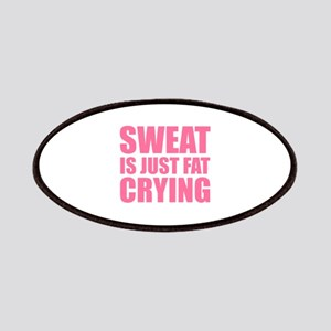 Sweat Is Just Fat Crying Patches