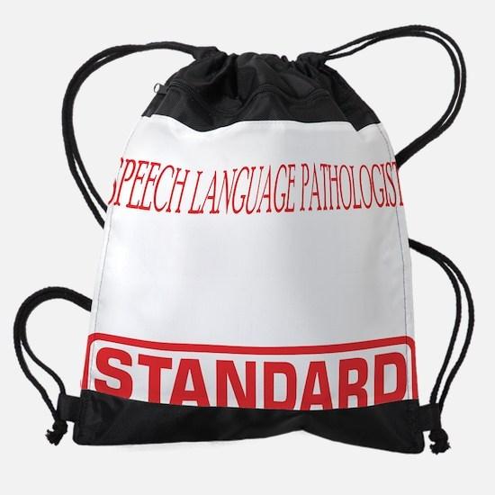 If You Love Speech Lang Patholgst R Drawstring Bag