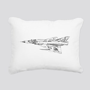Dassault Rectangular Canvas Pillow