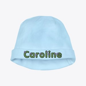 Caroline Spring Green baby hat