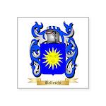 Belleschi Square Sticker 3