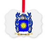 Belleschi Picture Ornament