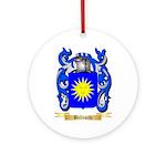 Belleschi Ornament (Round)