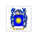 Bellelli Square Sticker 3