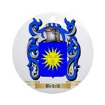 Bellelli Ornament (Round)