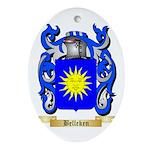 Belleken Ornament (Oval)
