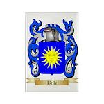 Belle Rectangle Magnet (100 pack)