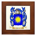 Belle Framed Tile
