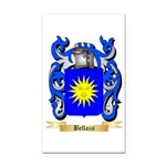 Bellazzi Rectangle Car Magnet