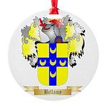Bellamy Round Ornament