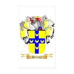 Bellamy Sticker (Rectangle 50 pk)