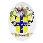Bellamy Ornament (Oval)
