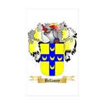 Bellamey Sticker (Rectangle 50 pk)