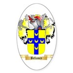 Bellamey Sticker (Oval 50 pk)
