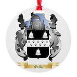 Bella Round Ornament