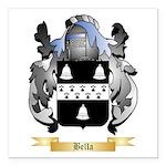 Bella Square Car Magnet 3