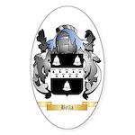 Bella Sticker (Oval 50 pk)