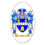Bell Sticker (Oval 50 pk)