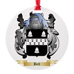Bell (English) Round Ornament