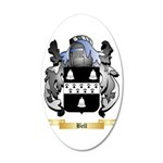 Bell (English) 35x21 Oval Wall Decal