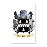 Bell (English) 20x12 Wall Decal