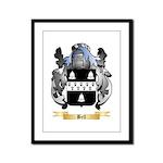 Bell (English) Framed Panel Print