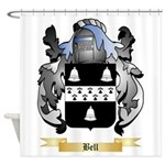 Bell (English) Shower Curtain