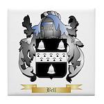 Bell (English) Tile Coaster