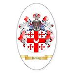 Beling Sticker (Oval 10 pk)