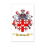 Beling 35x21 Wall Decal