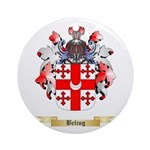 Beling Ornament (Round)