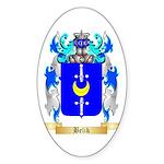 Belik Sticker (Oval 10 pk)