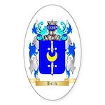 Belik Sticker (Oval 50 pk)