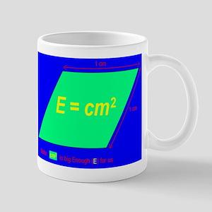 E=cm2 (BL) Mug