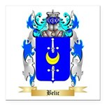 Belic Square Car Magnet 3