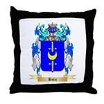 Belic Throw Pillow