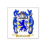 Belgin Square Sticker 3