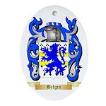 Belgin Ornament (Oval)