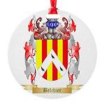 Belchier Round Ornament