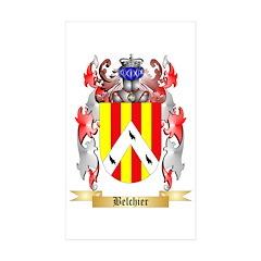 Belchier Sticker (Rectangle 10 pk)