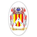 Belchier Sticker (Oval 50 pk)